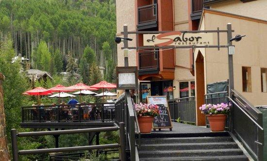 El Sabor: Great Views