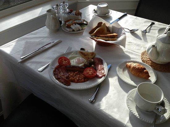The Conifers Guest House: Scottish breakfast