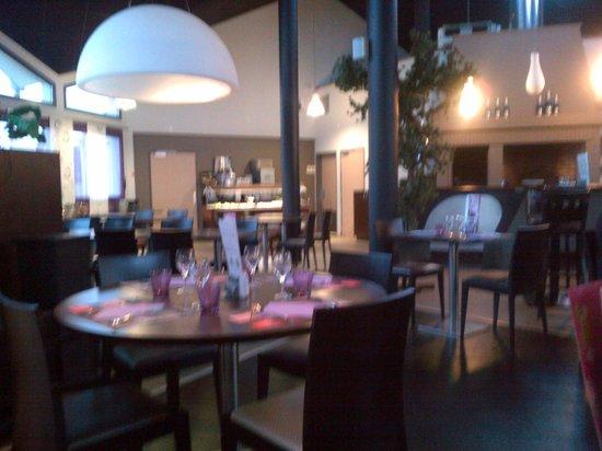 Brit Hotel Le Madison : sam
