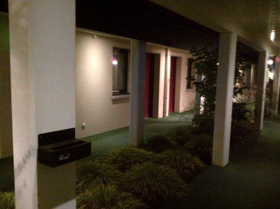 Brit Hotel Le Madison : vue des chambres