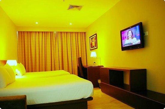 Hotel Cima: Habitacion