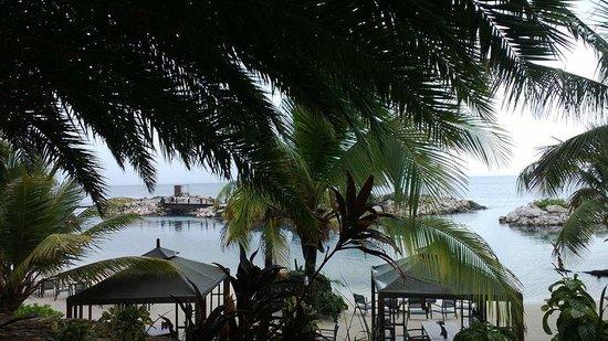 Baoase Luxury Resort: Vista da Jacuzzi