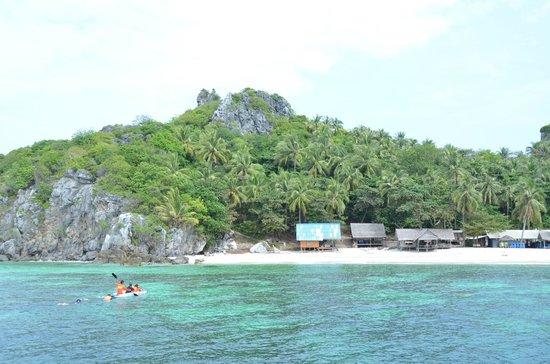 Chumphon, Thailand: Lang Ga Jiew Island