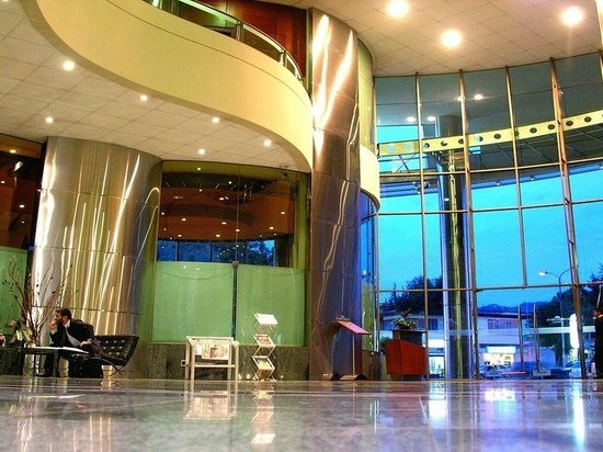 Camino Real Suites: lobby. TN2