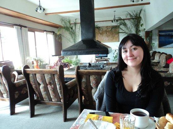 Hosteria Guemes : desayuno esquisito, lo preciso para empezar a recorrer la ciudad