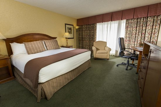 Red Lion Hotel Yakima Center: Clean and Cozy!