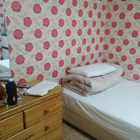 Shinchon Hostel: single room 509