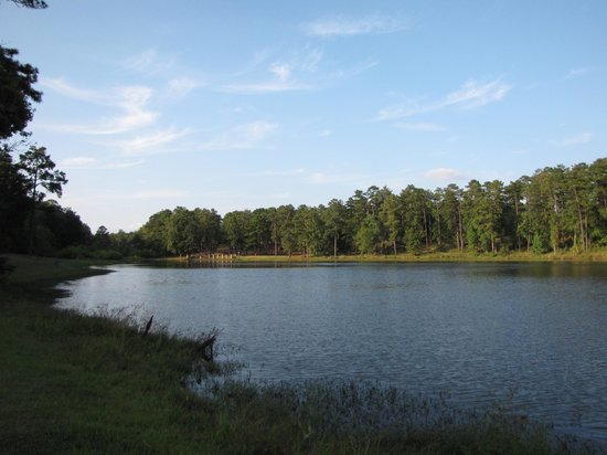 Columbus, GA: Lake in Flat Rock Park