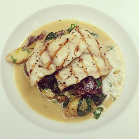 Finch's: One of our MANY beautiful fish specials...