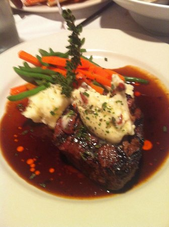 The Brass Tack: Angus Beef Filet