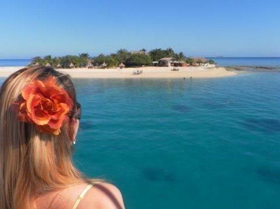 Hilton Fiji Beach Resort & Spa: Day trip to Castaway Island