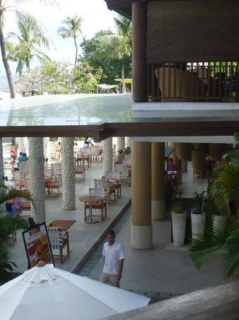 Holiday Inn Resort Baruna Bali: Breakfast restaurant