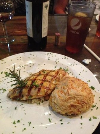 Darel's Bakery & Cafe: the Grouper Special