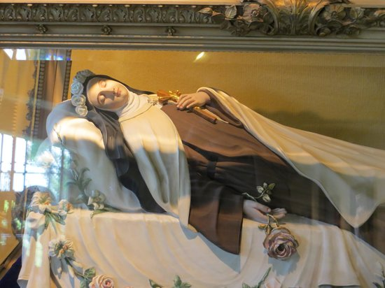National Shrine of St. Therese: relics