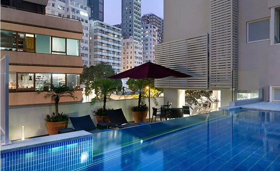 The Johnston Suites Hong Kong