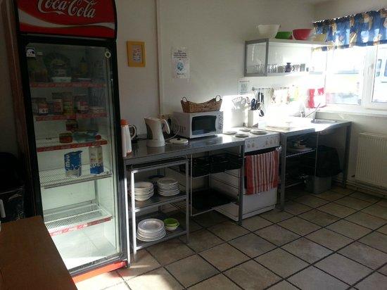 Fit Hostel: Felleskjøkken