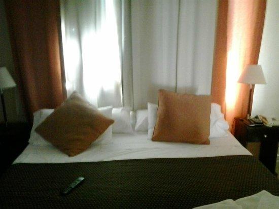 Exclusive Apart Hotel Mendoza: quarto