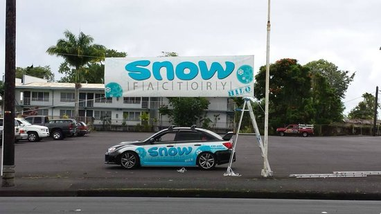 Snow Factory Hilo