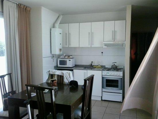 Exclusive Apart Hotel Mendoza: cozinha