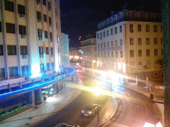 Baixa Guesthouse: Street view