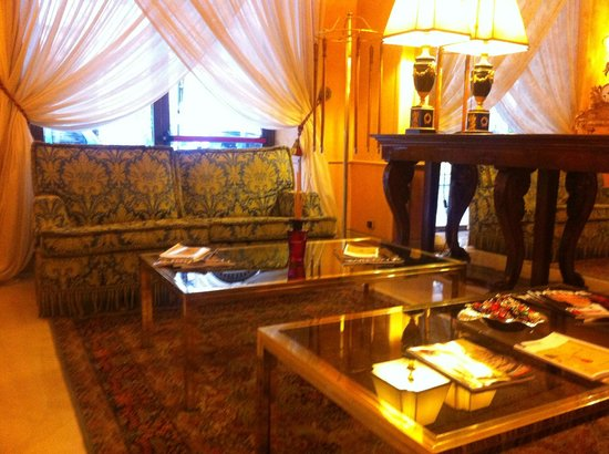 Marcella Royal Hotel: Hotel lobby