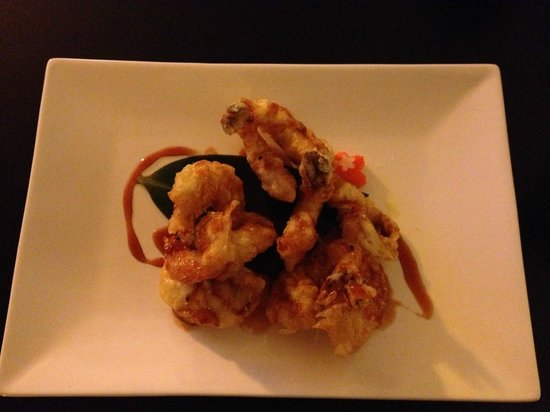 Sushi Sun: Twist Shrimp Tempura
