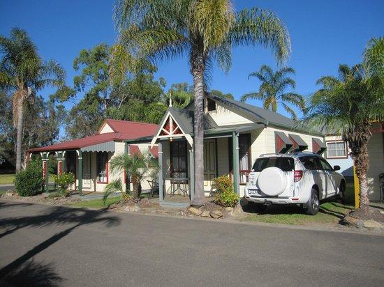Coachhouse Marina Resort: The Queenslander Villa 107