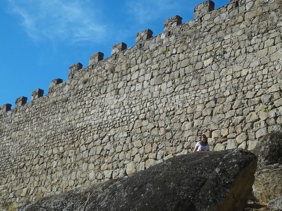 La muralla de Brejar: .