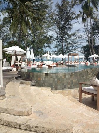 Nikki Beach Resort & Spa : the other pool