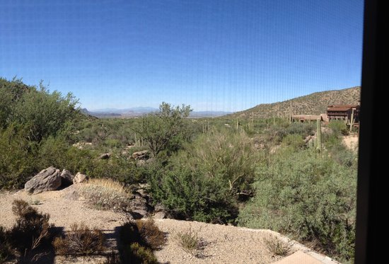 The Ritz-Carlton, Dove Mountain: View from one of the bungalows