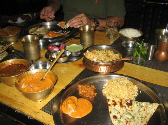 Pind Balluchi: Great meal.