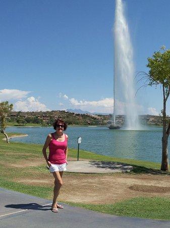Lexington Hotel & Suites - Fountain Hills / North Scottsdale : Fountain at Fountain Park, Fountain Hills,AZ