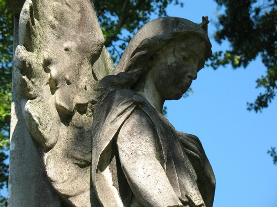 Knox County Old Gray Cemetery: She was my favorite!