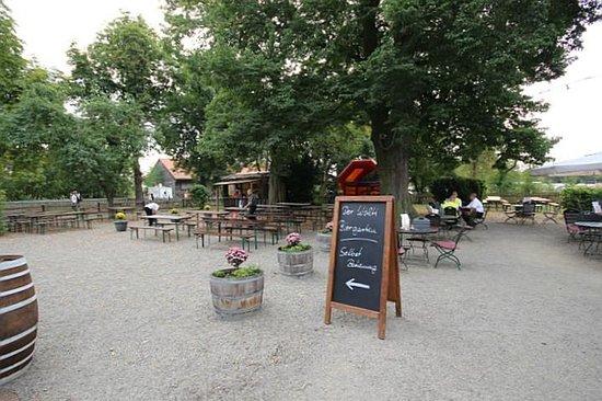 Vienenburg, Германия: Biergarten