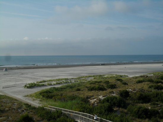 Armada By-the-Sea: View from our room