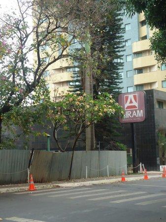 Airam Brasilia Hotel: Fachada externa frontal 2