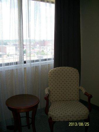 McKinley Grand Hotel: room