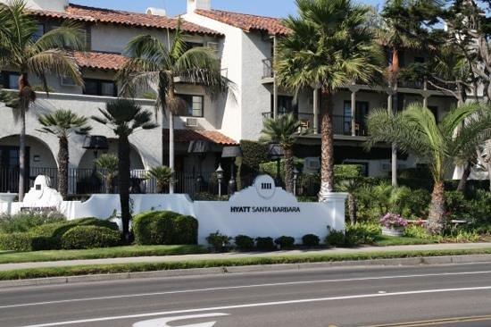 Hyatt Santa Barbara: Beachview