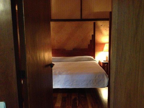 Hotel Shawandha Lodge: Rustic luxury