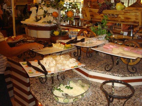 Dinler Hotels – Urgup: Desayuno