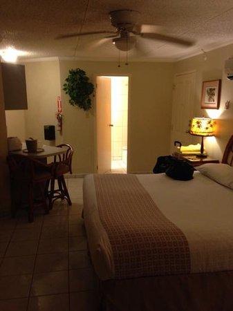 La Quinta Beach Resort: habitación