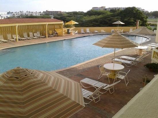La Quinta Beach Resort: areas sociales