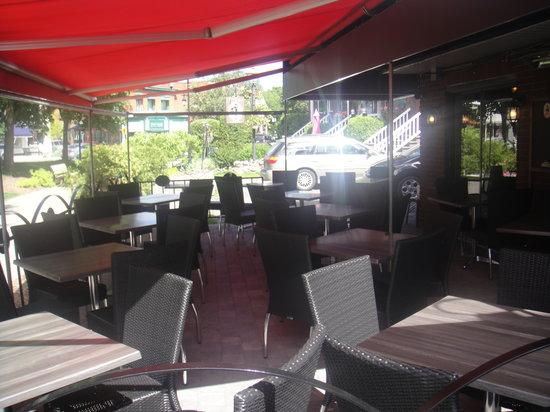 Casa Da Carlo-Trattoria la Terrazza: Terrasse 1