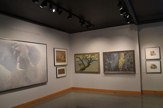 Robert Bateman Centre: Robert Bateman Center Gallery