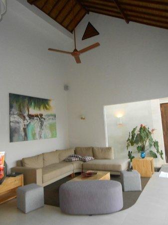 Abadi Villas: Lounge