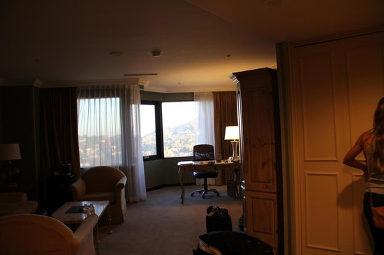 Hilton Los Angeles/Universal City : suite