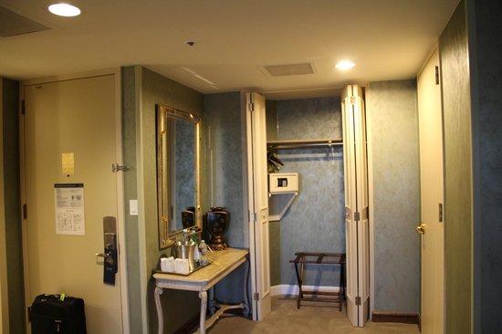 Hilton Los Angeles/Universal City : suite