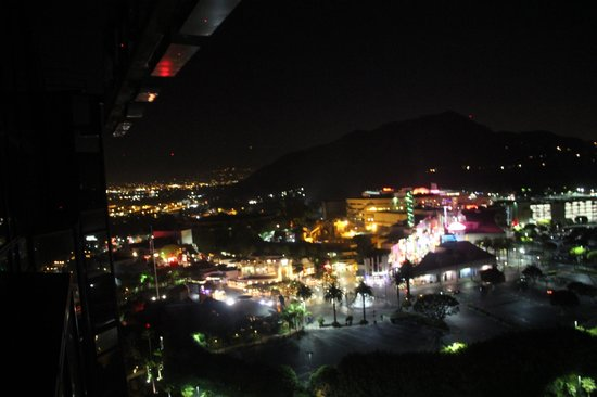 Hilton Los Angeles/Universal City : vue de la chambre