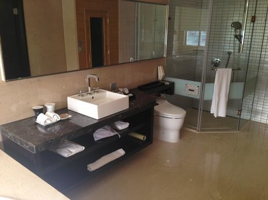 THE Tango Taichung: bathroom