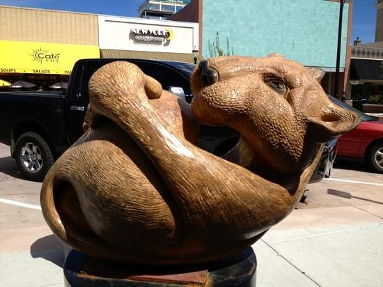 Downtown Grand Junction : sculptures